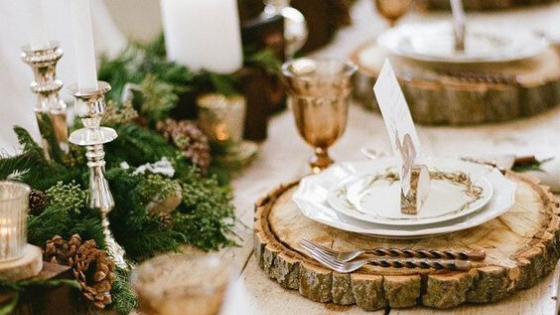 How To Host An Eco Christmas With Style.